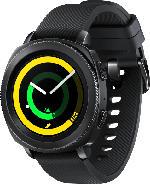 Smartwatches - SAMSUNG  Gear Sport Smartwatch Silikon, S, L, Schwarz