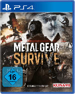 PlayStation 4 Spiele - Metal Gear Survive [PlayStation 4]