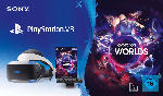 SONY PlayStation VR V2 + Camera + VR Worlds Voucher