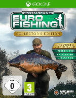 Xbox One Spiele - Euro Fishing Collector's Edition [Xbox One]
