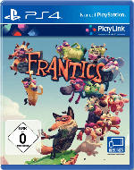 PlayStation 4 Spiele - Frantics  [PlayStation 4]