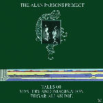Rock & Pop CDs - Alan Parsons, The Alan Parsons Project - TALES OF MYSTERY [CD]