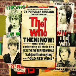 Rock & Pop CDs - The Who - Then And Now-Best Of [CD]