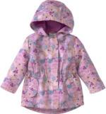 Baby Jacke mit floraler Allovermusterung