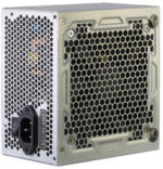 Inter-Tech 500W PSU SL-500 Plus ATX PC Netzteil
