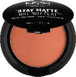 NYX PROFESSIONAL MAKEUP Make-Up Stay Matte Not Flat Powder Foundation Deep Rich 30