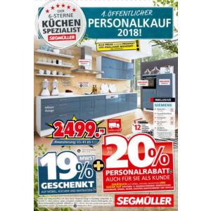 Segmüller Prospekt ⇒ Aktuelle Angebote März 2018 - mydealz.de