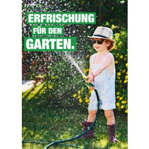 Gartenbewässerung Prospekt Templin