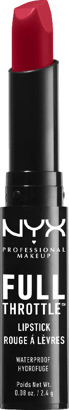 NYX PROFESSIONAL MAKEUP Lippenstift Full Throttle Lipstick Locked 10