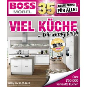 Viel Küche... für wenig Geld! Prospekt Berlin