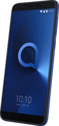 ALCATEL 3  5052D Blau 16GB DUAL-SIM 13,97 cm (5,5 Zoll) Android 8 BRANDNEU