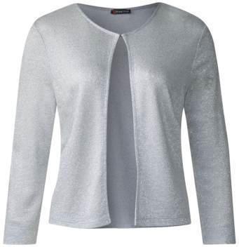 Kurze Shirtjacke