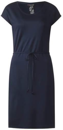 Jersey Kleid mit Bindeband