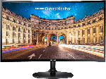 Media Markt PC Monitore 27 Zoll bis 31.3 Zoll - SAMSUNG C27F390FHU LED Curved 27 Zoll Full-HD Monitor (4 ms Reaktionszeit, FreeSync, 60 Hz)