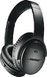 Bluetooth-Kopfhörer - BOSE Quietcomfort 35 II, Over-ear Kopfhörer Bluetooth Schwarz