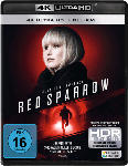Media Markt Red Sparrow [4K Ultra HD Blu-ray + Blu-ray]