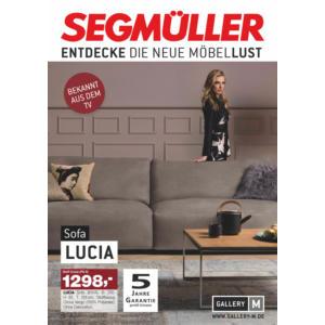 Segmüller Prospekt ⇒ Aktuelle Angebote August 2018 - mydealz.de