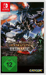 Nintendo Switch Spiele - Monster Hunter Generations Ultimate [Nintendo Switch]