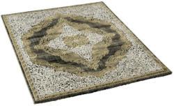 Teppich Elite ca. 80 x 150 cm gold