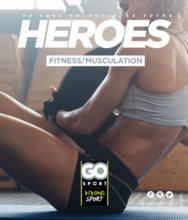 Guide GO Sport Heroes Fitness et Musculation
