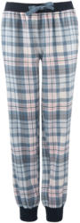 Damen Pyjamahose im Karo-Design