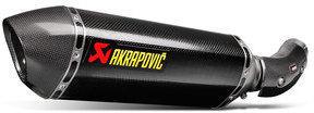 AKRAPOVIC Slip-on Line Schalldämpfer Titan oder Carbon
