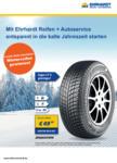 Ehrhardt Reifen + Autoservice Entspannt in die kalte Jahreszeit starten - bis 12.10.2018