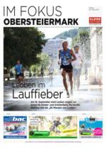 Im Fokus: Obersteiermark August 2017