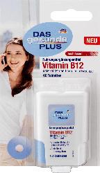 DAS gesunde PLUS Vitamin B12 Tabletten