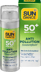 SUNDANCE Sonnenfluid Anti Pollution LSF 50+