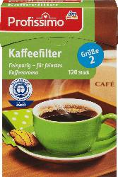Profissimo Kaffeefilter (Gr. 2)