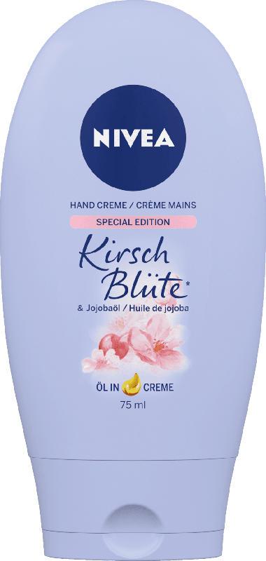 NIVEA Handcreme Kirschblüte & Jojobaöl
