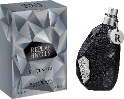 Replay Eau de Toilette Stone Supernova man