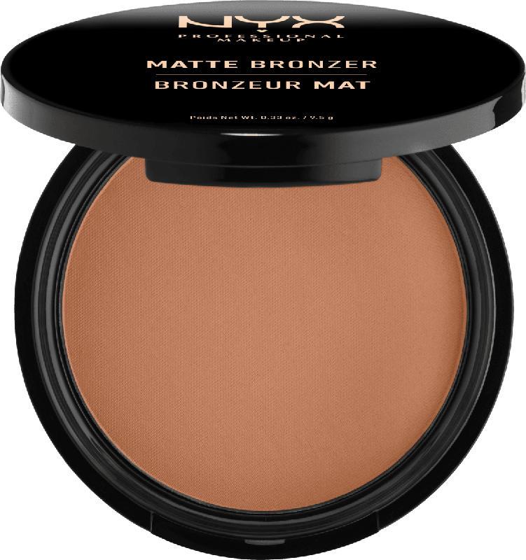 NYX PROFESSIONAL MAKEUP Körperbronzer Matte Body Bronzer dark tan  04