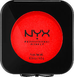 NYX PROFESSIONAL MAKEUP Rouge High Definition Blush Crimson 18