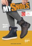 MyShoes MyShoes Flugblatt - Oktober - bis 29.10.2018