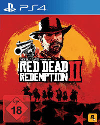 PlayStation 4 Spiele - Red Dead Redemption 2 [PlayStation 4]