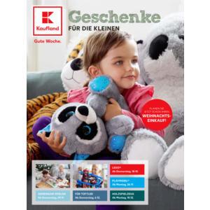 Geschenke für die Kleinen Prospekt Hamburg