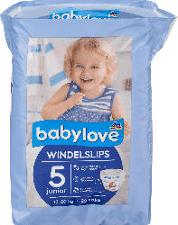 babylove Pants Windelslips Größe 5, junior 13-20kg