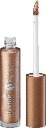alverde NATURKOSMETIK Lipgloss Metal Glossys Copper Bronze 10