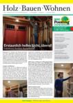 Holz Possling Holz, Bauen, Wohnen - bis 10.11.2018