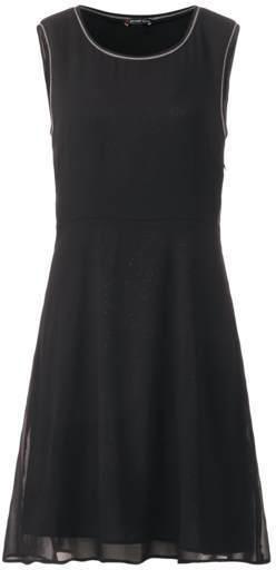 Kleid mit Glitzer-Effekt