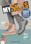 MyShoes MyShoes Flugblatt - November - bis 26.11.2018