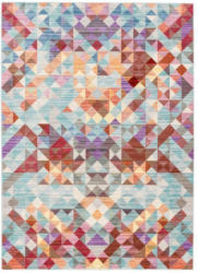 Teppich gewebt 170x240 cm multicolor