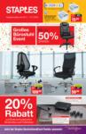 Staples Bürostühle - bis zu 50% sparen! - bis 17.11.2018