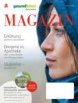 gesund leben Apotheken Magazin Herbst 2018 - bis 09.11.2018