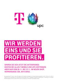 T-Mobile Shoperöffnung - Herrengasse 20A