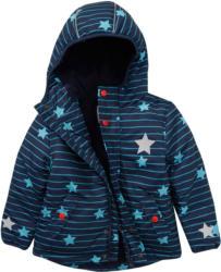 Jungen Winterjacken mit Sternen-Print
