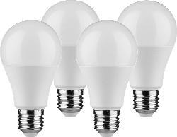Müller Licht LED Birne 9W E27, 3+1 Set