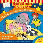 dm-drogerie markt Kiddinx Benjamin Blümchen Gute Nacht Geschichten: Die Rauschemuschel (Folge 2)
